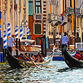 """Grand Canal Gondoliers"""