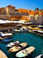 Dubrovnik, A View From The Wall