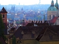 "Prague ""Across St Charles, Up The Hill"""