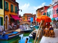 Burano Italy, The Prettiest Little Town I Know